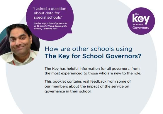 How are other governors using The Key - large